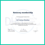 Homorary Membership