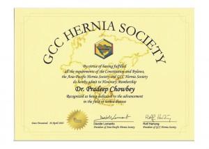 GCC Hernia Society