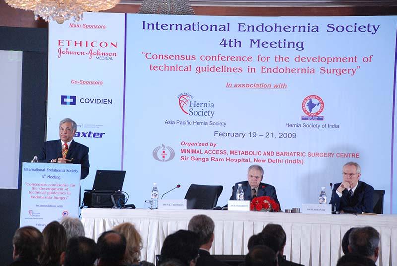International Endohernia Society