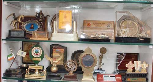 Awards of Dr. Pradeep Chowbey