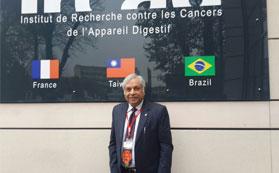 Dr Pradeep Chowbey at vaaft workshop