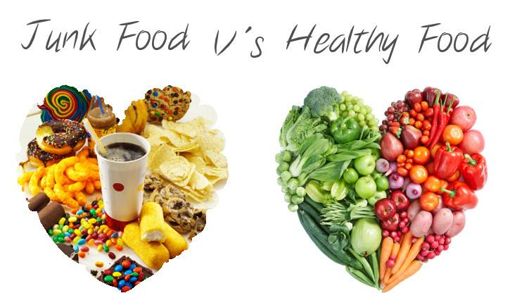 5 Worst Foods versus 6 Super Foods
