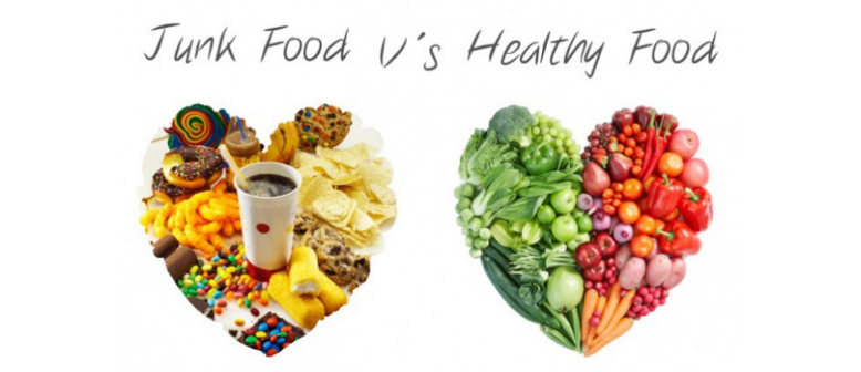 5 Worst Foods versus 6 Super Foods | Stop Obesity and Food Addiction