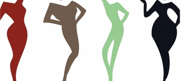 Women's Ideal Body Types across History