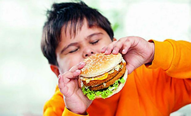 Obesity in Indian Children Increasing at an Alarming Rate!