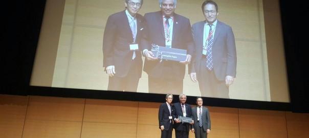 Dr. Pradeep Chowbey awarded with Membership of Japanese Society of Endoscopic Surgery in Osaka, Japan (3)