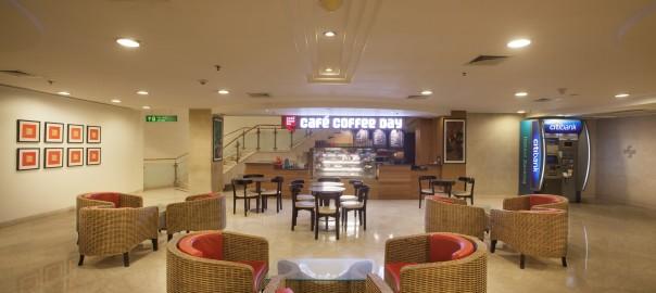 Saket Cafe 2