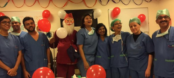 Christmas celebration at our Institute ! Wish you all a Merry Christmas and a very Happy New Year!