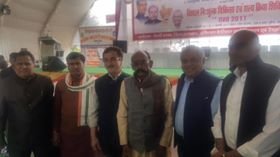 Health Camp organised by the Tankha foundation and Rotary club 1
