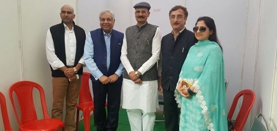 Health Camp organised by the Tankha foundation and Rotary club