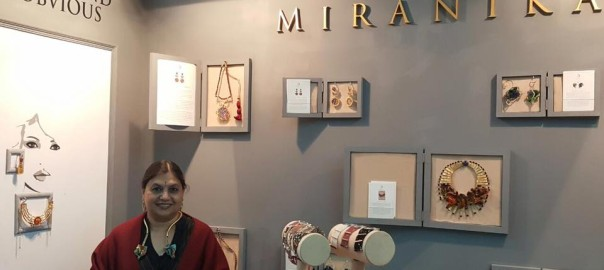Wonderful time with family and friends at India Art Fair 2017 2