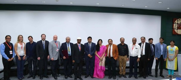 Dr Chowbey has been awarded the Honorary Professorship of Sri Aurobindo Medical College & Postgraduate Institute, Indore. 7