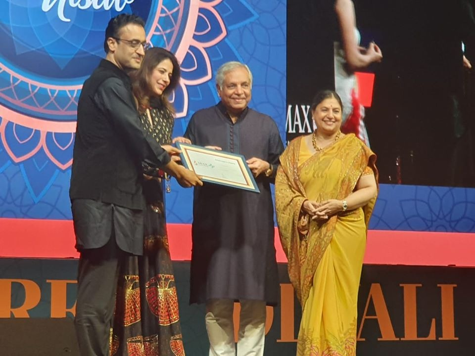 Chairman's Award – Max Healthcare