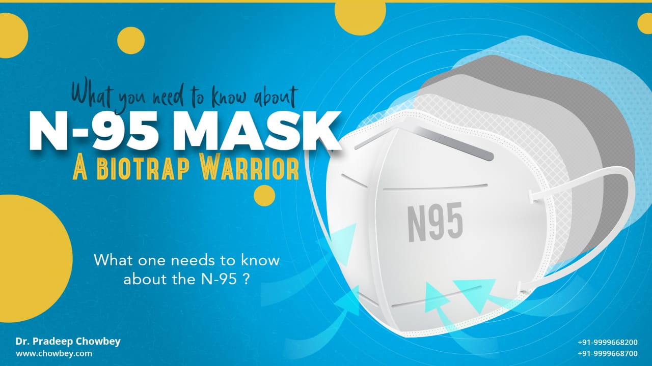 WHAT YOU NEED TO KNOW ABOUT N-95 MASK – A BIOTRAP WARRIOR
