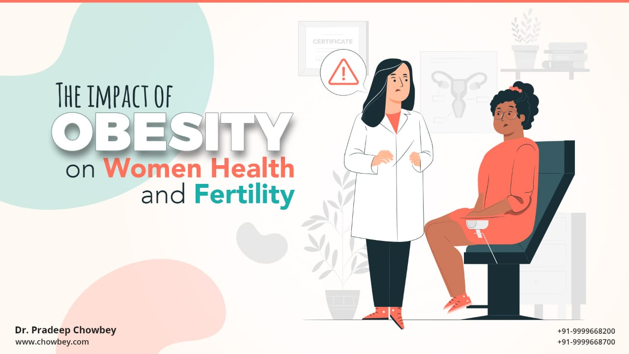 The Impact Of Obesity on Women Health and Fertility